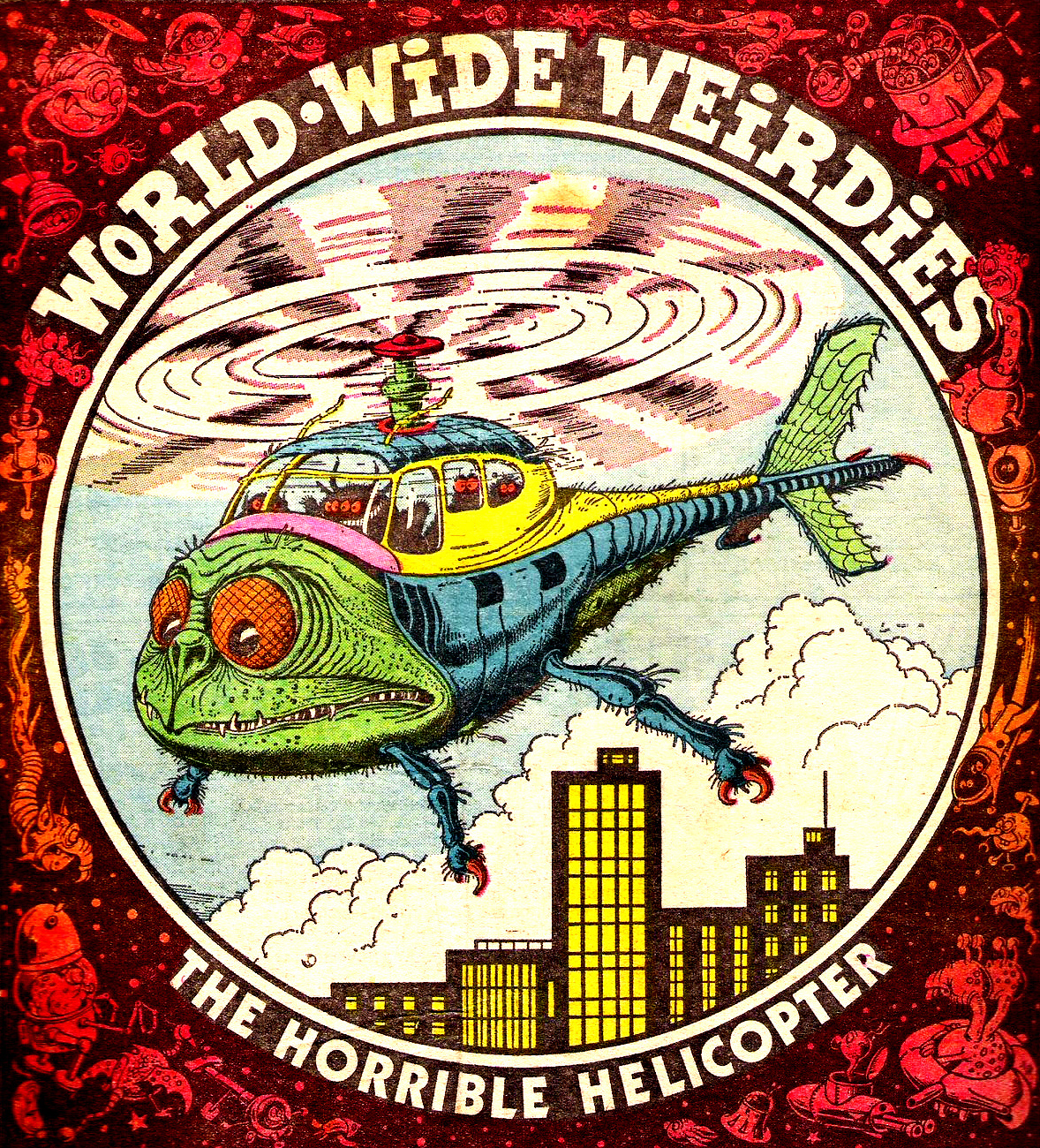 Ken Reid - World Wide Weirdies 20