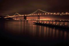 Bay Bridge (A. Vandalay) Tags: sanfrancisco california delete10 delete9 delete5 delete2 nikon delete6 delete7 save3 delete8 delete3 delete delete4 save save2 baybridge d300 nikond300