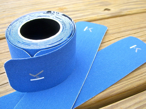 Kinesiology Theraputic Tape (KT Tape)