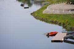 Dordogne, Castillon-la-Bataille (ant217) Tags: france river boat dordogne castillonlabataille