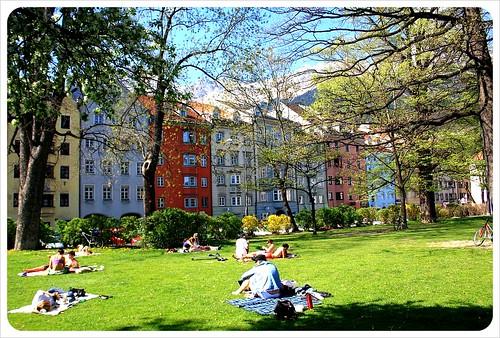 Innsbruck park