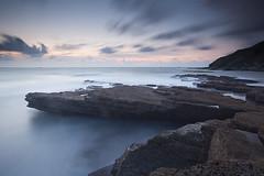Cold Lastron (Andoni Lamborena) Tags: costa clouds mar lee nubes bizkaia rocas zierbena singhray lastrn ellastrn lamborena