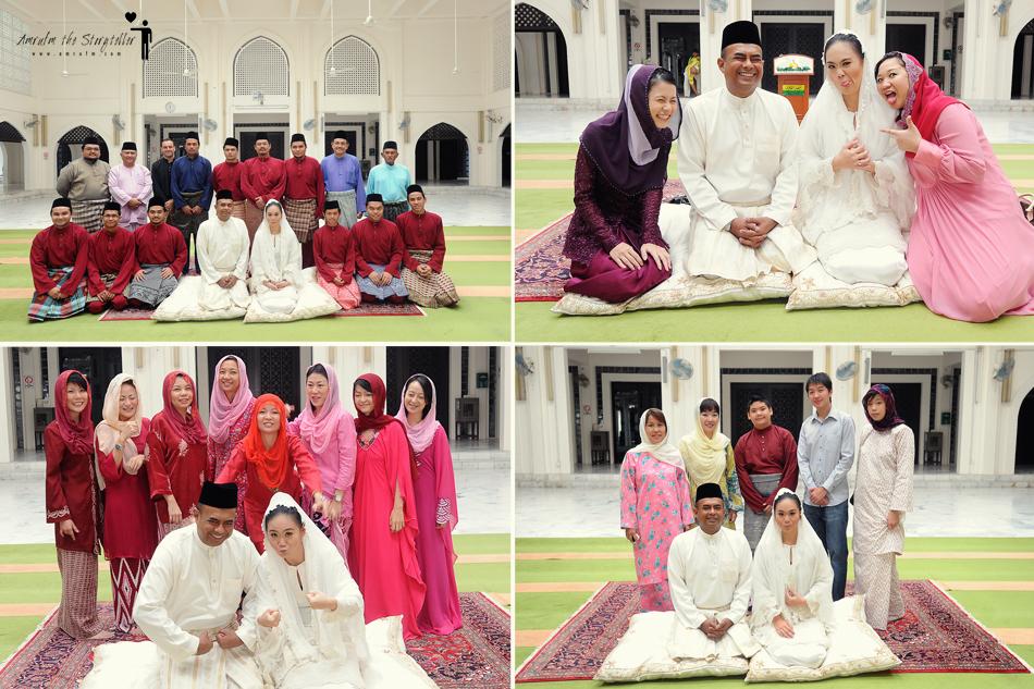 Debrina Aliyah & Muhammad Ali - Akad Nikah 012