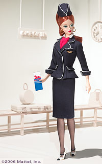 silkstone the stewardess