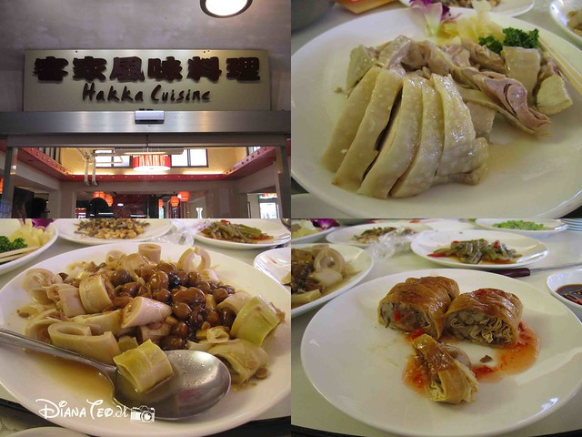 Hakka Cuisine at Window on China Taiwan