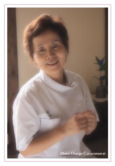 細谷奈美江さん
