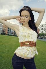 Model (GZZT) Tags: portrait berlin fashion germany de deutschland model women frau mitte     guessedberlin   tilladurieuxpark gzzt gwbandtor martinbriese   lyubakusheva