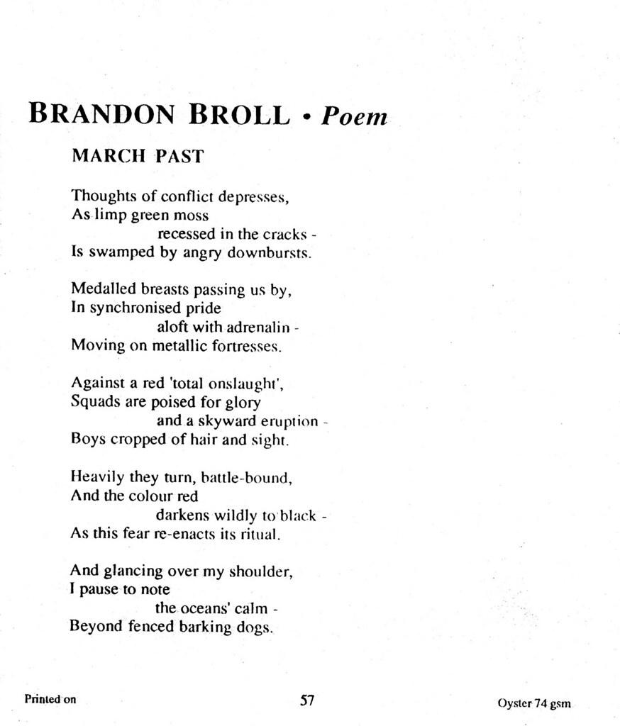 Poetry | BROLL MEDIA