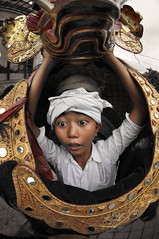 Ubud, Bali - Kuningan 2011 (Mio Cade) Tags: new boy portrait bali indonesia fun year kuningan baron ubud balinese