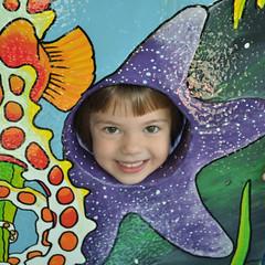 Newport Aquarium!
