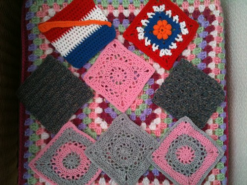 Marianne (Netherlands) Your Squares have arrived! Thank you!