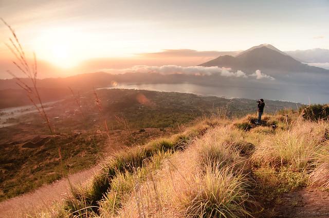 Sunrise in Batur