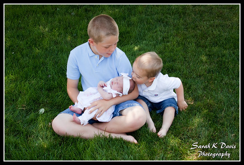 Carlee & Her Big Brothers