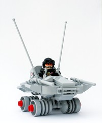 LL 197-1 NCS SandRover (Chiefrocker9000) Tags: lego space rover slug glug moc ncs sandrover neoclassicspace swisslug