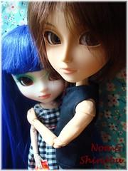 Noa y Shinobu - ficha (Lunalila1) Tags: doll sage pullip pullips kuro noa shin prunella shinobu taeyang taeyangs