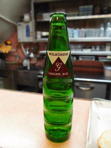 髭政 ジンジャエール(瓶)