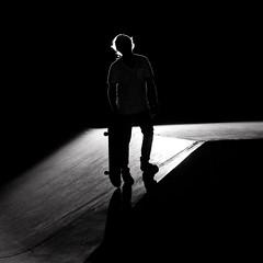 matty (Izzyman1) Tags: portrait silhouette 50mm nikon skateboarding flash skateboard 12 strobe d300 sb800