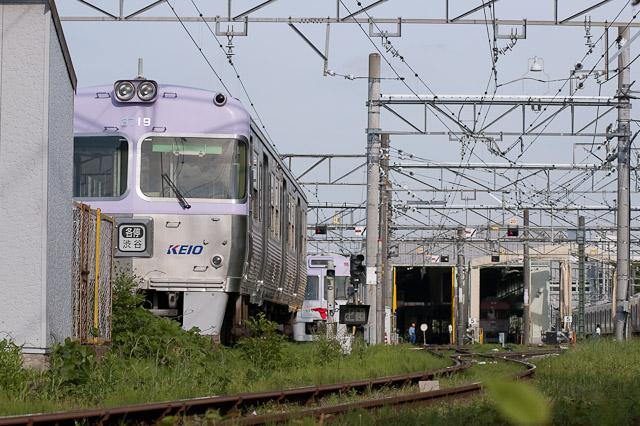 電鉄井の頭線3000系3019F クハ3719