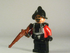 Lego Conquistador (Epac1998) Tags: wild people west town lego painted indian s off western bandit conquistador bandito sawed brickarms