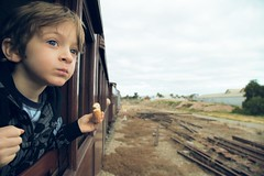 (mashburger) Tags: portrait train landscape edward adelaide thomasthetankengine railwaymuseum trainride