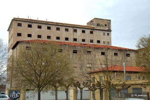 Antigua fábrica de embutidos y conservas Argal