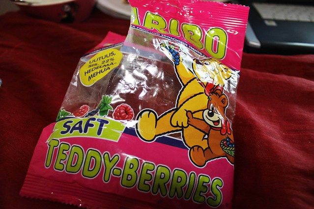 teddyberries