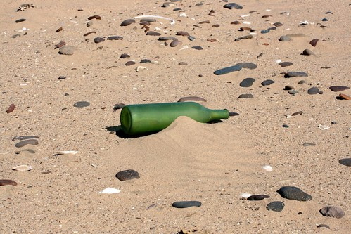 Bottle, Skeleton Coast