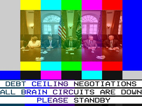 DEBT CEILING STANDBY by Colonel Flick