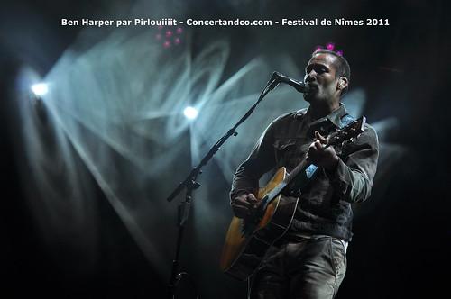 Ben Harper by Pirlouiiiit 22072011