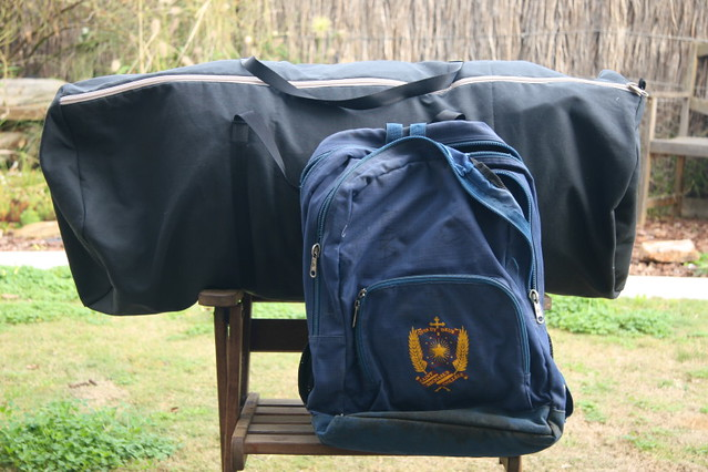 Lucas' Swag Bag