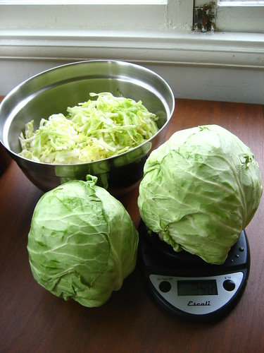 weigh yer cabbage