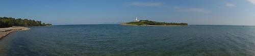 Isla Aucanada Panorama