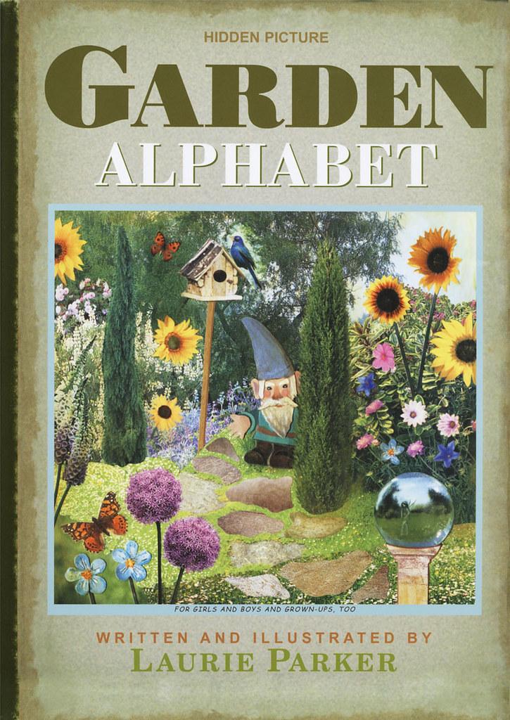 Garden Alphabet Cover