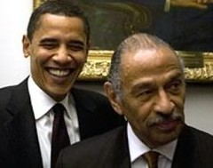 obama conyers