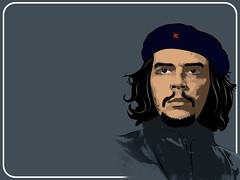 Che Guevara (liquidsouldesign) Tags: portrait argentina argentine modern photoshop poster freedom design graphics fighter graphic thomas icon popart adobe soul revolution cuban beret iconic vectors liquid vector cheguevara marxist gateley lineartcuba liquidsouldesign tomgateley thomasgateley
