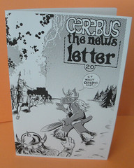 Cerebus the Newsletter #20