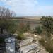 View of Plain of Ilium to the Aegean Sea - Troy (Troia), Anatolia, Turkey
