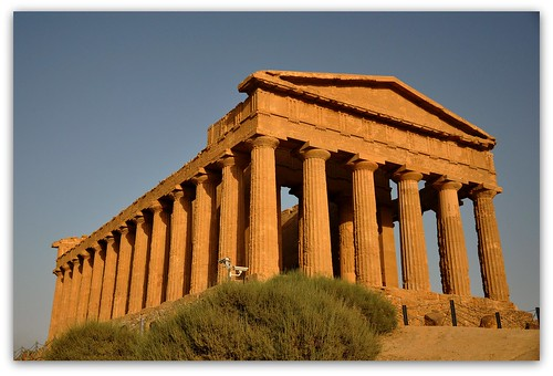 Templi Agrigento: in Sicilia alla Valle dei templi
