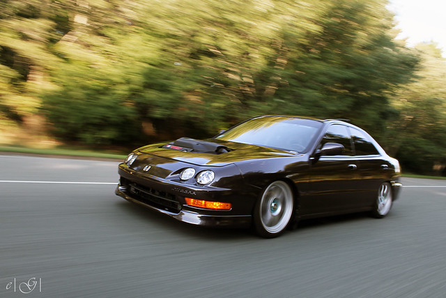 Anyone with (or has experience with) a J32 Civic or Integra