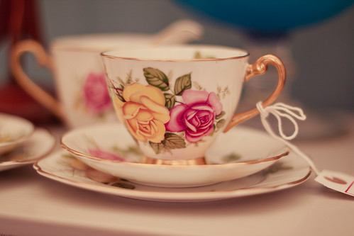 Gorgeous vintage china