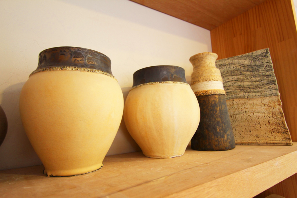 Pottery Artist Junko Yamamoto data collection (7)
