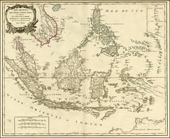 1750 (1785) - Archipel Des Indes Orientales, qui comprend Les Isles De La Sonde, Moluques et Philippines …