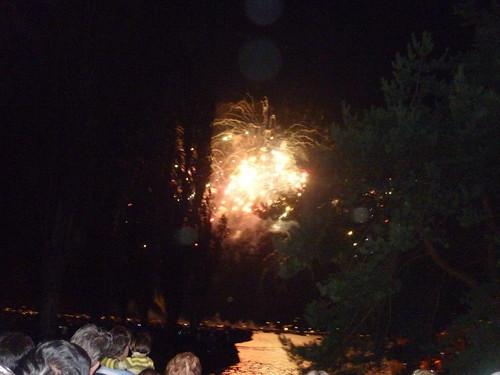feu d'artifice Bienne