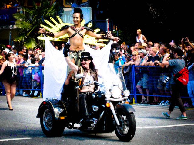 Vancouver Pride Parade