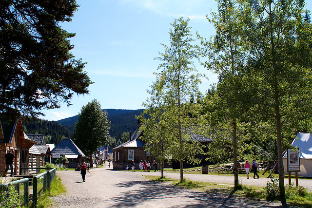 Barkerville, BC – The Leboes