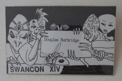 Swancon 14 badge