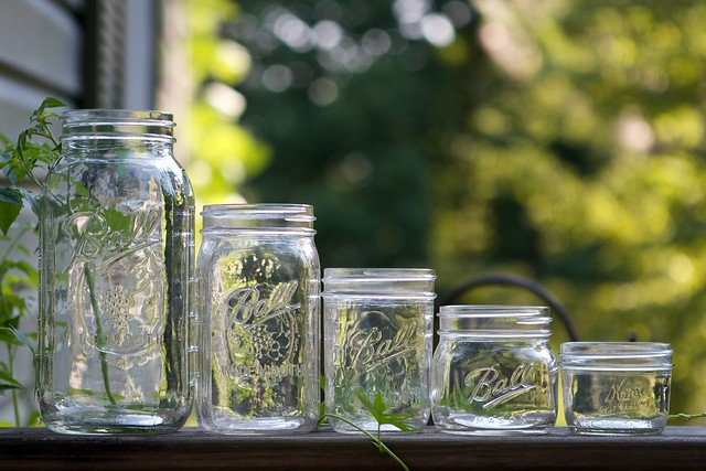 The Humble Mason Jar