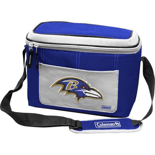 Baltimore Ravens Coleman 12 Pack/Can Cooler Bag