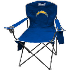 San Diego Chargers Tailgate & Camping Cooler Chair
