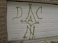 Insane Orquestra Albany (Chicago's Cold War) Tags: chicago graffiti chitown chiraq gangtags chitilla killinois gangbangcity